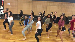 Dance Class: Latin Fusion with Cybele