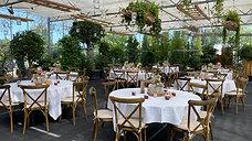 Wedding @ Gewächshaus Wüthrich Pflanzen AG mit Dj Antonio Cordi