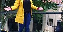 Gele Derbe jas