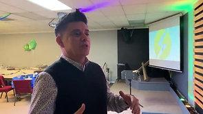 Church Event Testimonial