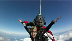 Skydiving Thrill
