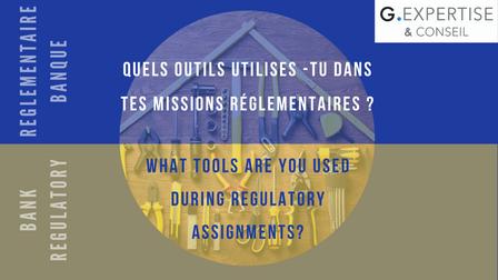 2ème épisode : Outils de missions Réglementaires