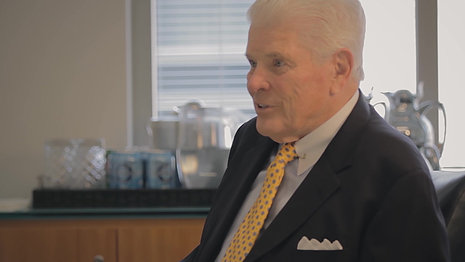 Full Interview: Doug Henderson