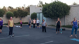 Outdoor Kettlebell Workout #2