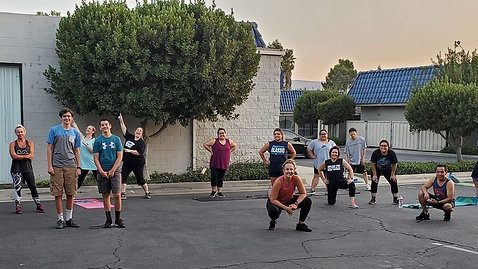 Outdoor 50-50 Class