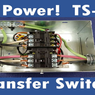 Go Power TS-50 Transfer Switch