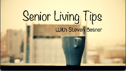 Senior Living Tip - It's not about the Furniture