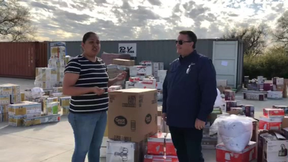 Hurricane Harvey Relief Videos