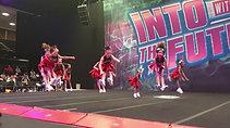 Single Ladies - Cheerleading Routine - Unique Dynamites