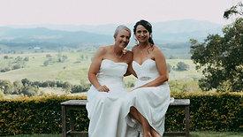 Megan + Sonya || Wedding Fillm