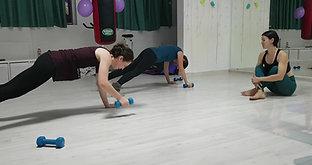 Коррекция фигуры - Тренировки микс