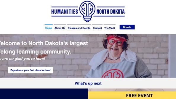 Humanities North Dakota