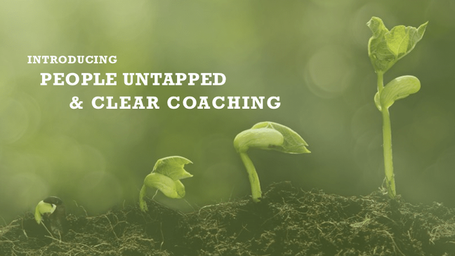 Clear Coaching & People Untapped
