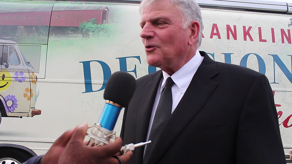 Interview With Franklin Graham
