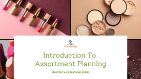 Introduction to Assortment Planning