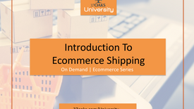 Introduction To Ecommerce Shipping