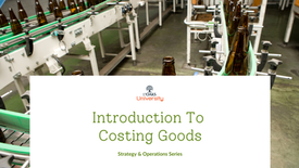 Introduction To Costing Goods