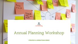 Annual Planning Workshop