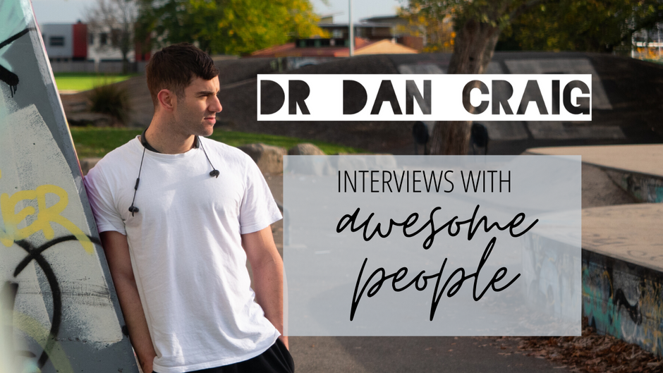 Interviews with extraordinary people
