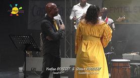 Yvelise BOISSET  &  Steeve PRUDENT
