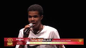 Ydriss BONALAIR - LE FIZ CONCOURS DE CHANT (Partie1)
