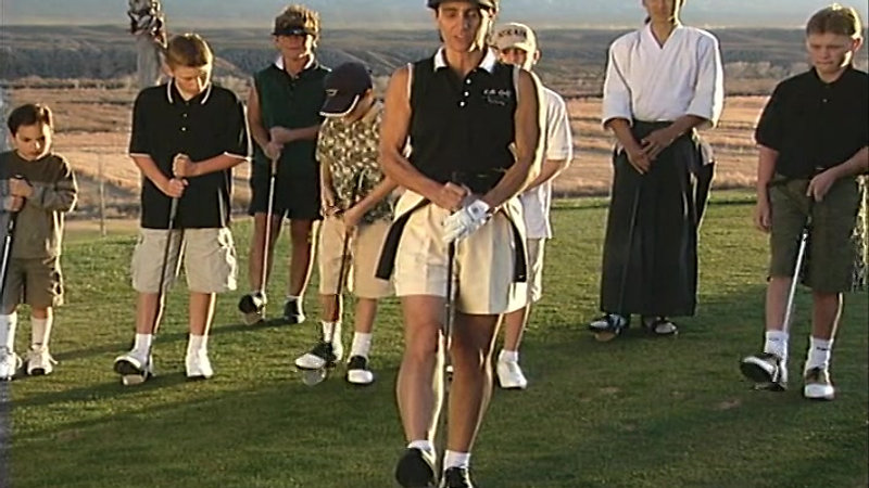 Golf BLISS Fitness: Make Your Golf Club Your Health Club