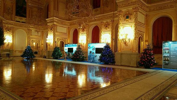 Заседание Государственного совета в Кремле