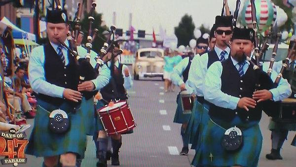 Utah Pipe Band
