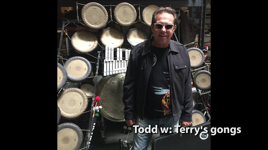 The Terry Bozzio & Todd Griese Collaboration