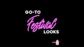 OGX | Jess Franklin's 3 Hairstyles for Festival Season