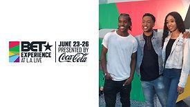 BET Experience with Coca-Cola & Jacob Latimore