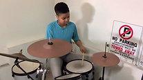Alek Tabu Drumming
