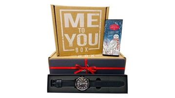 December Care Package For Him