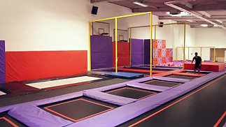 Trampolin Jump Arena Promo Video