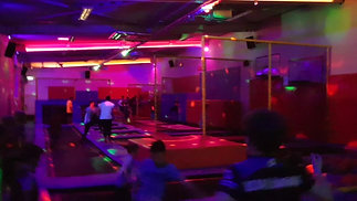 Trampolin Jump Arena Party Jump (C)