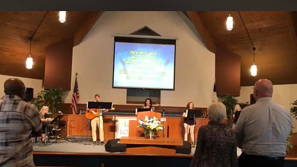 Athens Christian Church on Facebook Watch 7-19-20