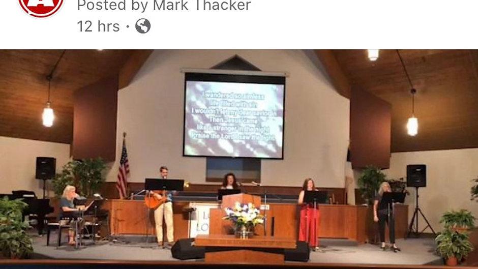 Athens Christian Church on Facebook 7-12-20