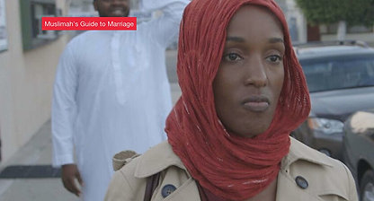 "Music Video: Akil the MC (Jurassic5) for the ​song ""Muslimah"" off the soundtrack for the film ""Muslimah's Guide to Marriage."""