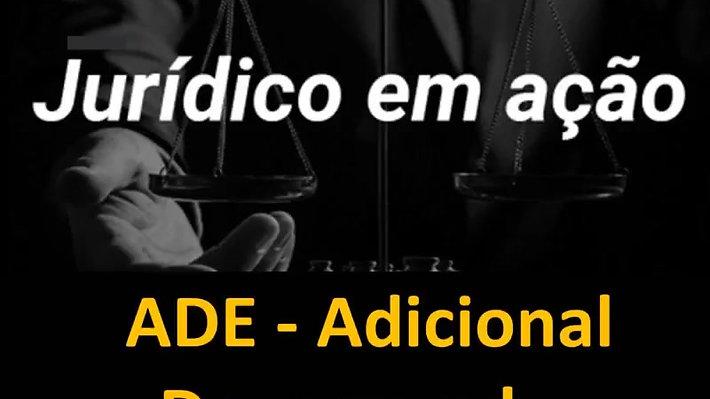 Judicializar ADE