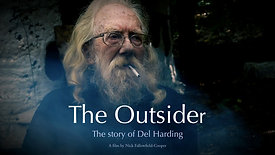 The Outsider - The Story of Del Harding