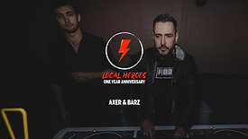 Axer & Barz @ Local Heroes PDX
