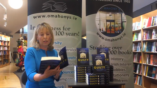 Siobhán reads from GUILTY