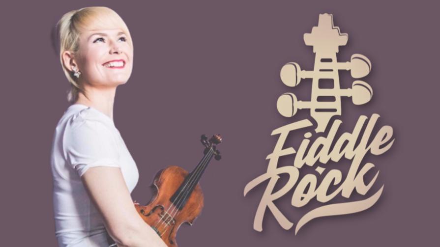 Fiddlerock! LIVE