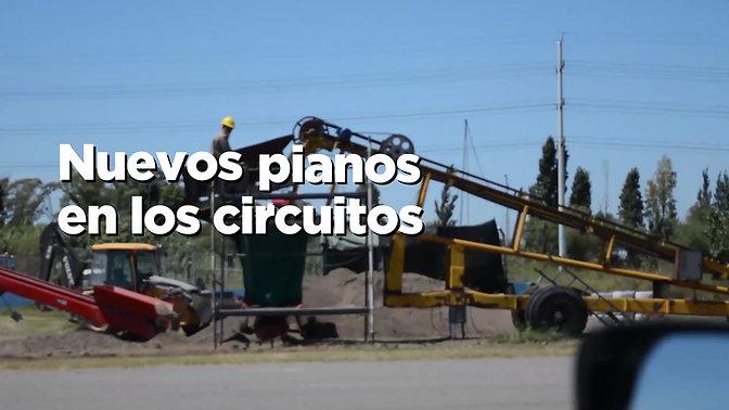 Ciudad Autódromo - Nuevas obras