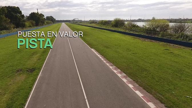 Ciudad Autódromo  - Primeras obras