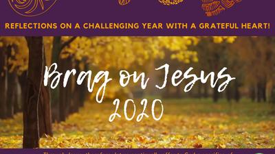 Brag on Jesus 2020 promo