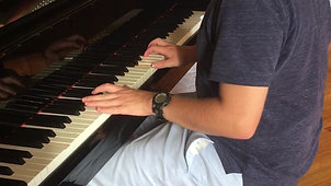 Gav Sears on Piano