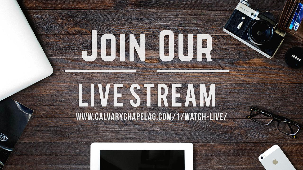 Calvary Chapel Videos