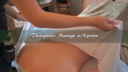 Therapeutic Massage with Kyrsten