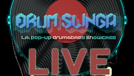Drumslinga LIVE broadcast
